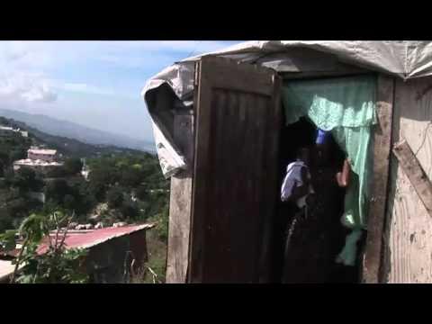 Logistics specialists help UNICEF deliver nutrition supplements to Haitian children