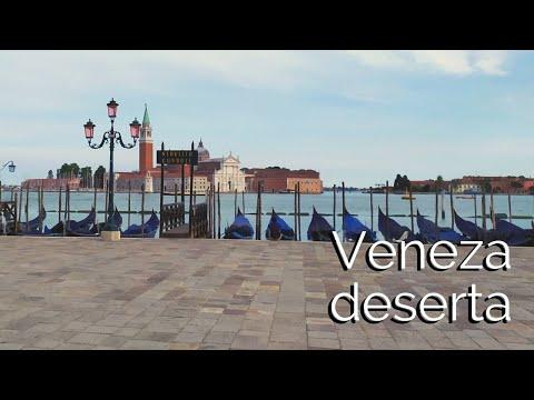Um dia em VENEZA: a cidade deserta pós-coronavírus | Vlog