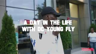 SOURCE EXCLUSIVE: DAY IN THE LIFE OF DC YOUNG FLY