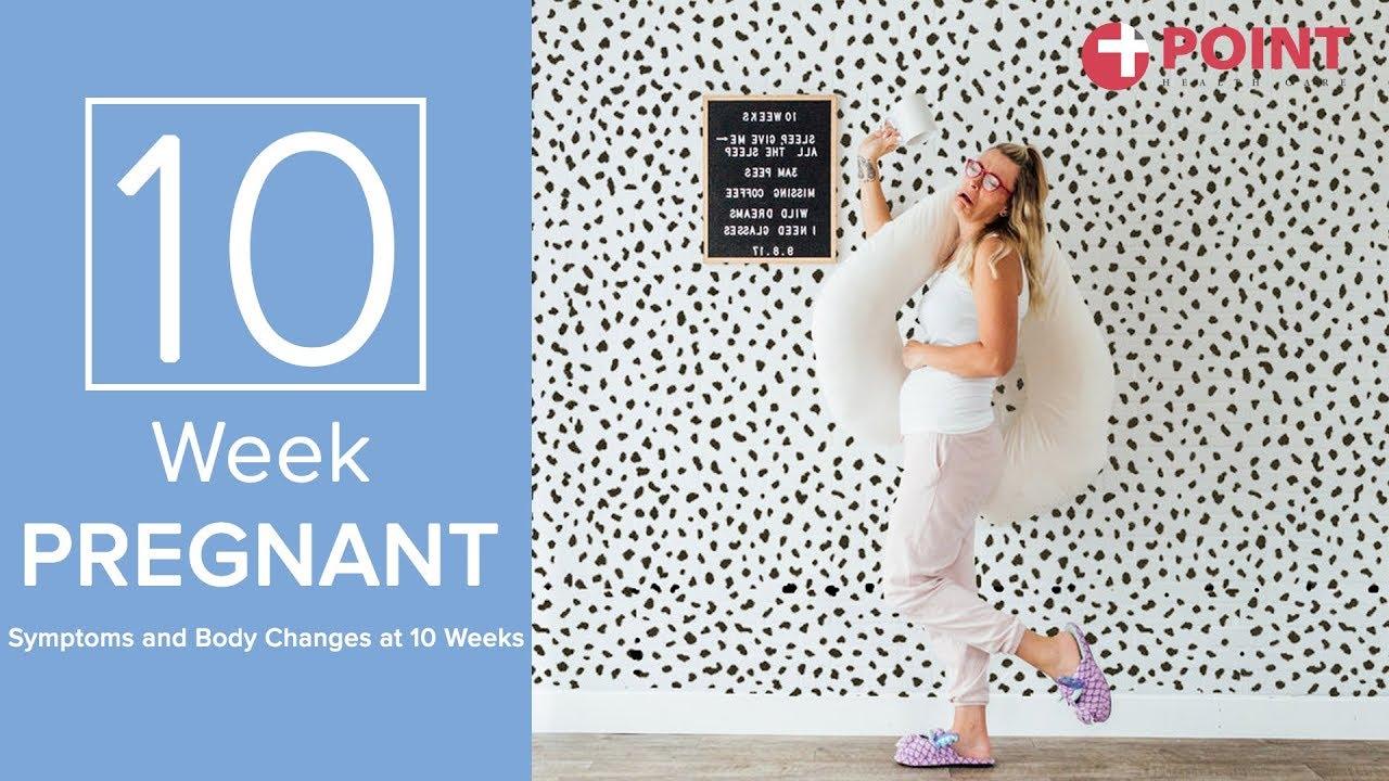 10 Weeks Pregnant Symptoms | 10 Weeks Pregnant Baby Size | Pregnancy Tips  Week By Week
