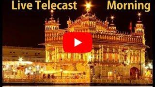 Live Kirtan 15/10/2017 Sri Darbar Sahib,Golden Temple, Amritsar - GurbaniKirtanNonstop