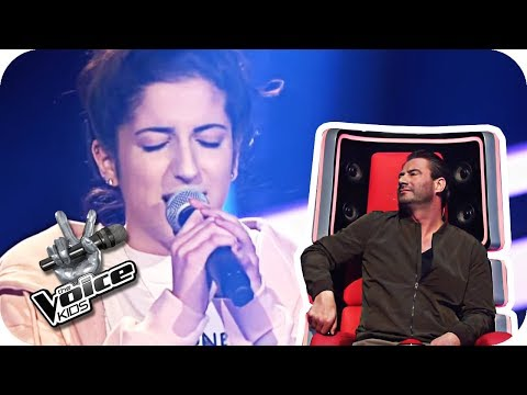 Ariana Grande ft. Big Sean - Best Mistake (Tara) | The Voice Kids 2017 | Blind Auditions | SAT.1
