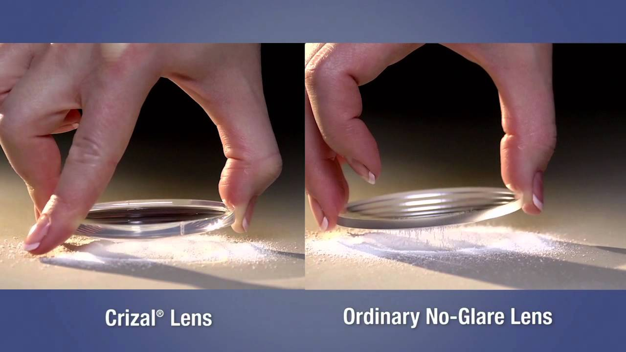 3aeed0af4bce Crizal Eliminates the Enemies of Clear Vision - YouTube