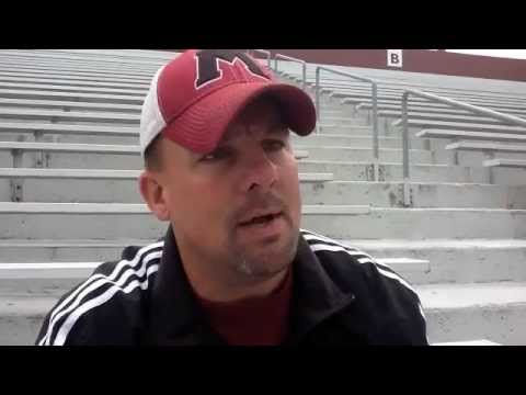 Coach Shane Fairfield, up coming Lowell, and the last three weeks of Muskegon Football