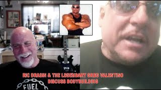Gregg Valentino The One and Only   Discusses bodybuilding, etc