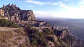 Montserrat a vol d