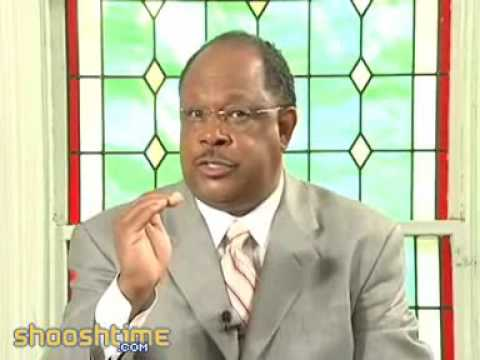 Black preacher explains why he hates blacks