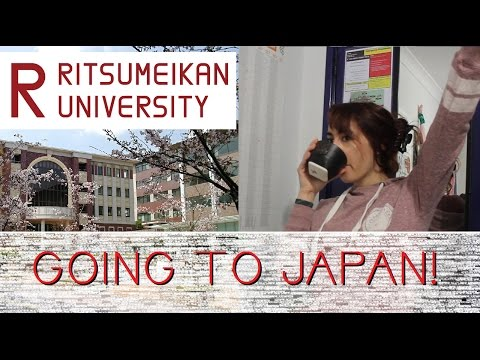 IM GOING BACK TO JAPAN! - 立命館大学 - Ritsumeikan Uni Exchange