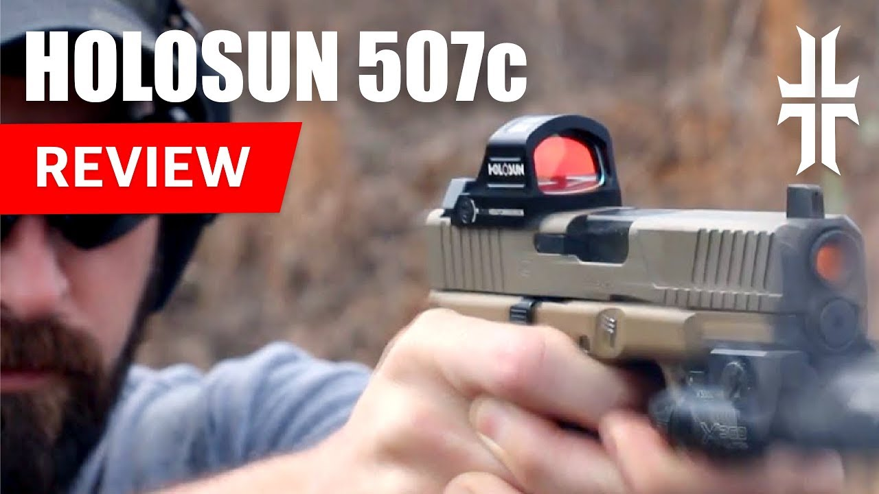 Looks like another good review of Holosun | NY Gun Forum