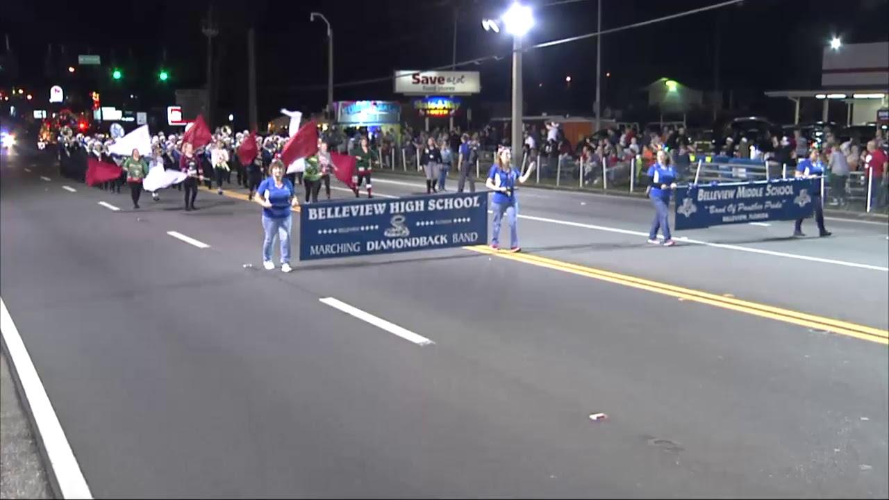 2018 Ocala/Marion County Christmas Parade - YouTube