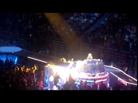 Lady Gaga´s artRAVE: The ARTPOP Ball Tour in San Diego 02/06/14