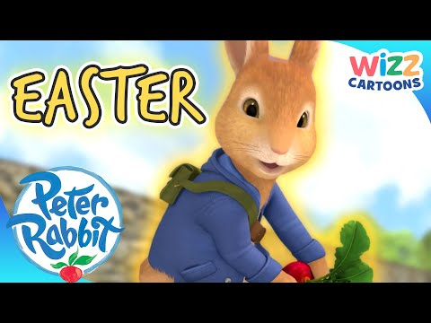 Peter Rabbit | Tale of the Egg | Easter Special! | Action-Paced Adventures! | Wizz Cartoons