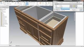 Erp Enabled Woodworking/cabinetmaking With Autodesk Inventor And Ilogic
