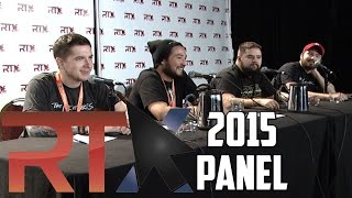 the creatures rtx 2015 panel