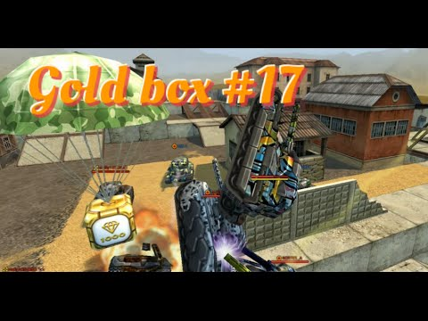 Gold box will be dropped soon #17 - Tankionline | Mad Genius Productions