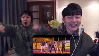 [ENG SUB] BTS- DNA -reaction [리액션보이즈]!!!!!!!!