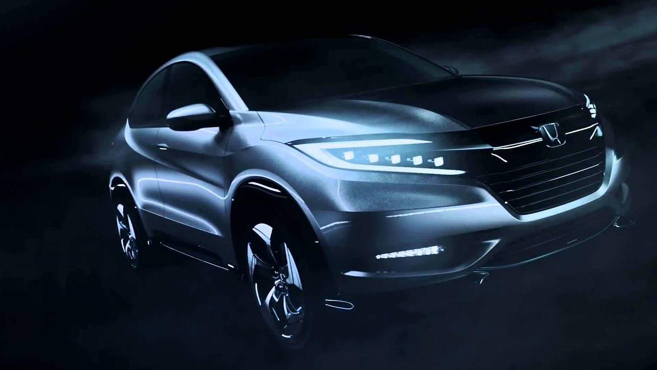 Marvelous 2016 Honda Urban SUV Concept Release Date
