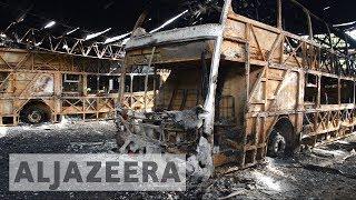 Venezuela's unrest results in month-long public transport closures thumbnail