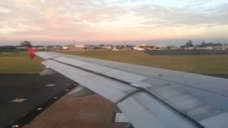 Decolagem Uberlândia - SBUL to Brasília - SBBR