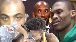 LMFAOO THIS VIDEO IS AMAZING! NBA PLAYERS KEEPING IT TOO REAL (WARNING)