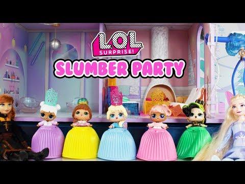 lol-surprise-frozen-elsa-anna-slumber-party-at-the-winter-disco-chalet