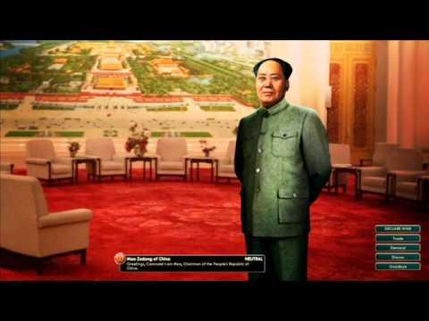 Peoples Republic China - Mao Zedong | War