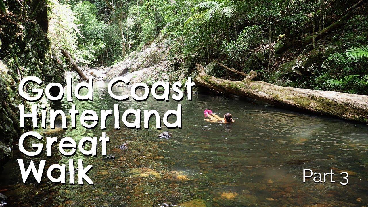 gold coast hinterland great walk day 3 youtube. Black Bedroom Furniture Sets. Home Design Ideas
