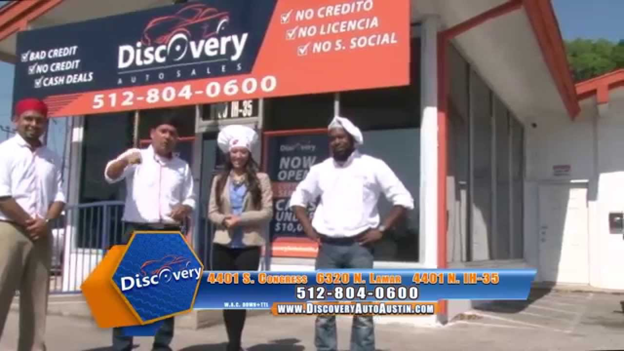 discovery auto sales infomercial 5 youtube