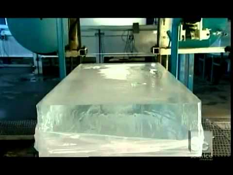 How It's Made, Ice Sculptures.