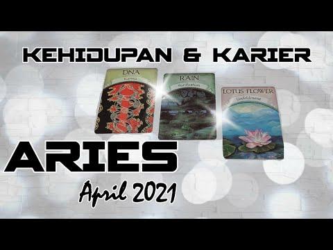 ARIES♈ APRIL 2021 |