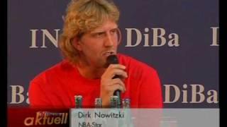 """Nowitzki: """"Keine leichte Zeit"""
