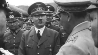 История России. Вторая мировая война - День за Днём 90 серия Лидеры: Гитлер