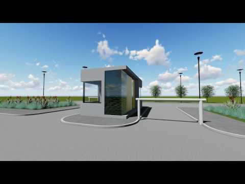 VIDEO GUARD HOUSE