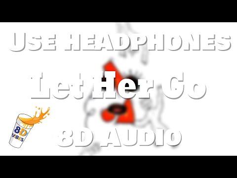 The Kid LAROI - Let Her Go (8D AUDIO) 🎧 [BEST VERSION]