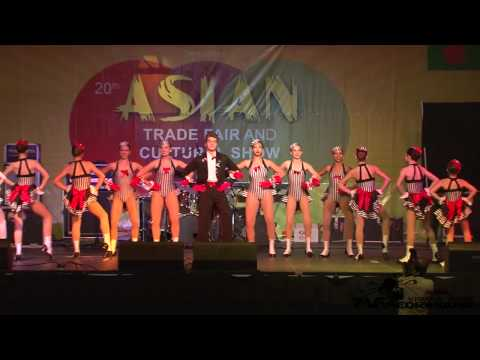Asian Trade Fair and Cultural Show 2013 (Southern Dance Theatre)