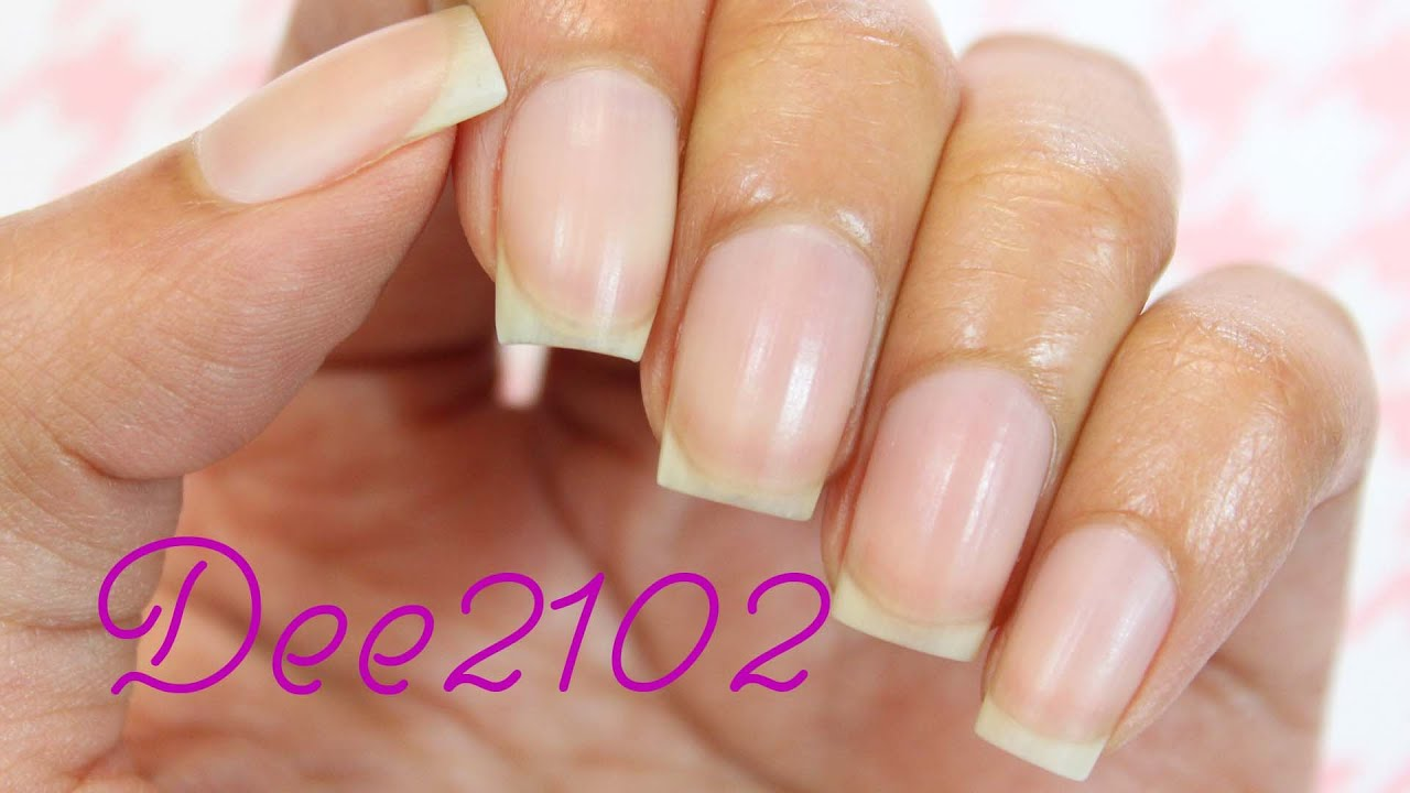 Square Shaped Nails | Dee2102 - YouTube