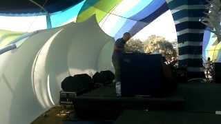 Johnny Blue @ Boom Festival 2014 (Chill Out Gardens), Portugal