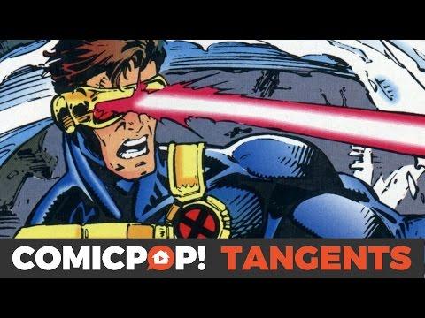 TANGENTS: Cyclops's Mutant Powers
