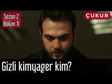 Çukur 2.Sezon 11.Bölüm - Gizli Kimyager Kim?