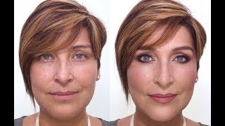 Maquillaje Elegante y Rejuvenecedor - Pieles maduras