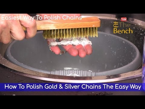 How To Clean and Polish Gold And Silver Chains The Easy Way
