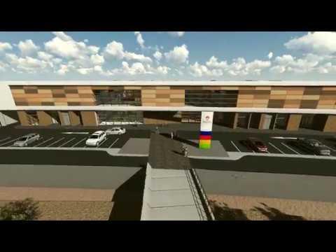 La estaci n nuevo centro comercial en arequipa youtube - Centre comercial la illa ...