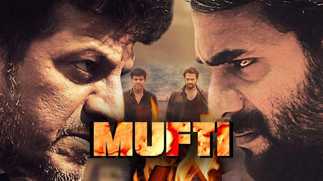 Mufti Kannada Dubbed Hindi Action Movie 2019 Hindi