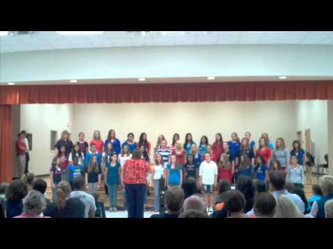 Starmount Middle School Concert