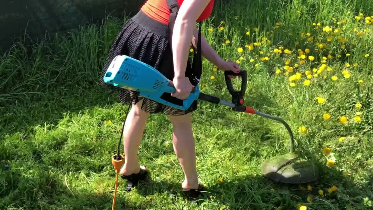 Bupshi - mowing the meadow