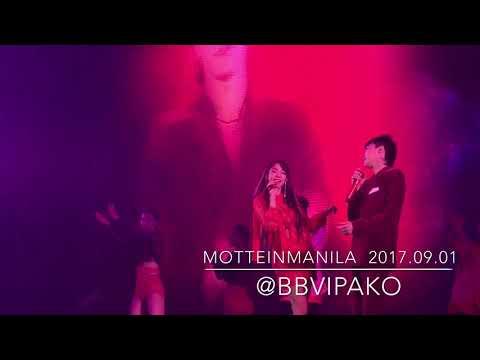 HELLO - GDragon feat. Dara @ Motte in Manila fanvid part4