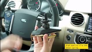 차량용 핸드폰 무선충전기