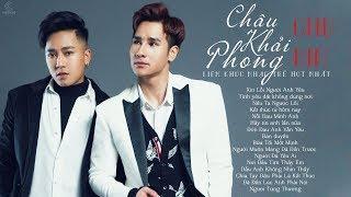 Liên Khúc Châu Khải Phong Ft Chu Bin Hay Nhất 2019 | Nhạc Tuyển Chọn Hay Nhất