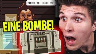 Er hat eine BOMBE! | Grenzposten Simulator (Papers Please)