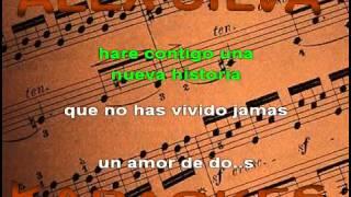 Karaoke Javier Lopez - Quizas.avi